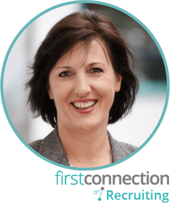 Josefine Weinzierl Orbke firstconnection Recruiting